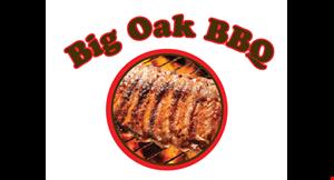 Big Oak BBQ logo