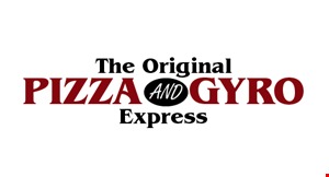 Pizza and Gyro Express of Mckeesport logo