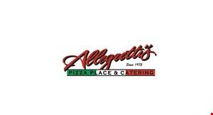 Allegretti Pizza & Pasta logo