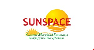 Product image for Sunspace By Central Maryland Sunrooms $750 off A Total Sunroom Package