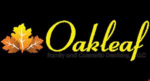 Oakleaf Dental logo