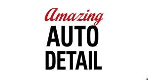 Amazing Auto Detail logo