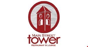 Main Street Tower Restaurant & Lounge logo