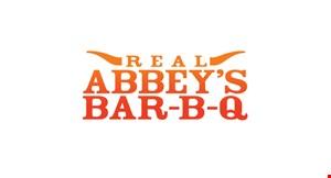 Abbey's BBQ logo