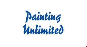 Painting Unlimited logo