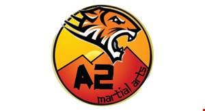 A2 Martial Arts logo