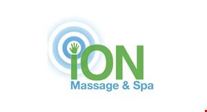Ion Massage & Spa logo