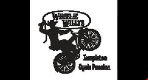 Wheelie Wiily's logo