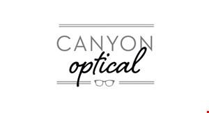 Canyon Optical logo