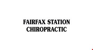 Fairfax Station Chiropractic logo