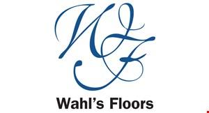 Wahl's Floors LLC logo