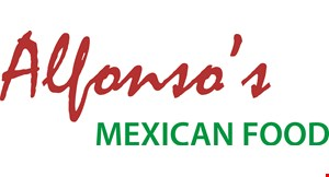 Alfonso's Mexican Food logo