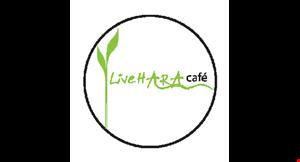 Live Hara  Cafe logo