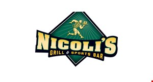 Nicoli's Grill & Sports Bar logo