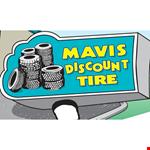 Mavis Discount Tires logo