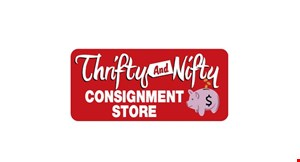 Thrifty and Nifty logo