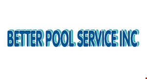 Better Pool Service logo