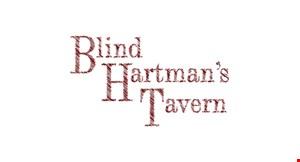 Blind Hartman's Tavern logo