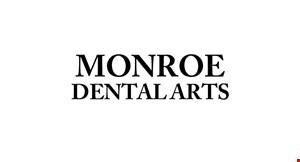 Monroe Dental Arts logo