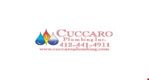 Cuccaro Plumbimg logo