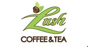 Lush Coffee & Tea logo