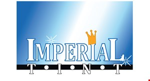 Imperial Tint logo