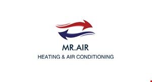 Mr. Air Heating & Cooling logo