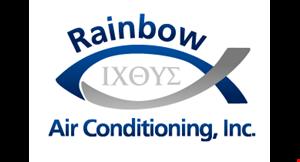 Rainbow Air Conditioning logo