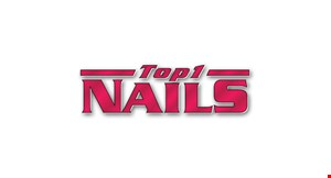 Top 1 Nails logo