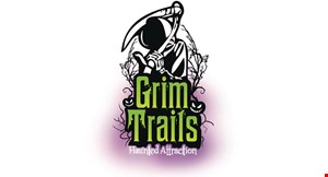 Grim Trails logo