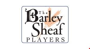 The Barley Sheaf Players logo
