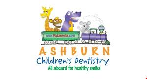 Ashburn Children's Dentistry logo