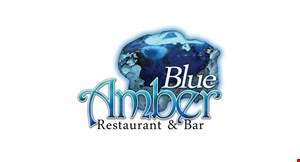 Blue Amber Restaurant logo