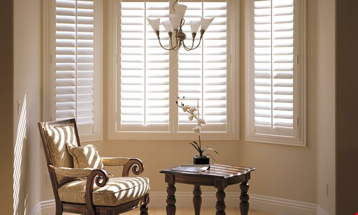 Product image for BLINDS & DESIGNS $200 off plantation shutters
