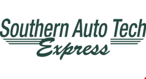 Southern Auto Tech Express logo