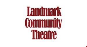 Landmark Community Theatre at The Thomaston Opera House logo