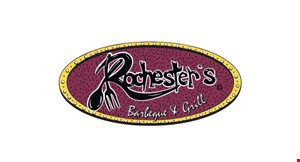 Rochester's BBQ and Grill logo
