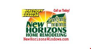 New Horizons Home Exteriors & Window Company., Inc. logo