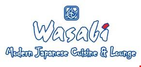 Wasabi Modern Japanese Cuisine & Lounge logo