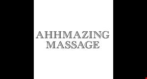 Ahhmazing  Massage logo