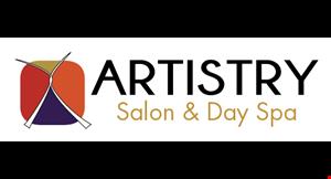 Artistry Salon & Spa logo