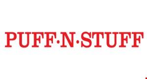Puff N Stuff logo