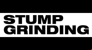 Stump Grinding logo