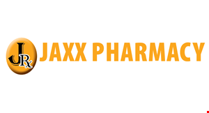 Jaxx Pharmacy logo