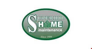 Superior Home Maintenance, LLC logo