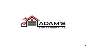 Adams Garage Door LLC logo