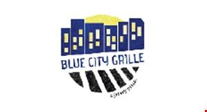 Blue City Grill logo