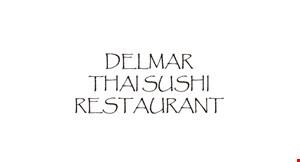 Delmar Thai Sushi Restaurant logo