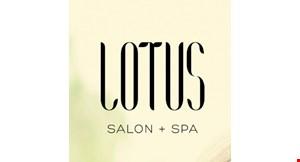 Lotus Salon + Spa logo