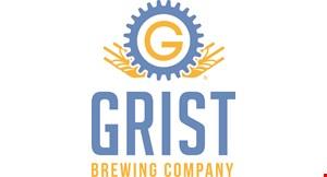 Grist Brewing Company logo